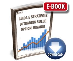 eBook Strategie di trading sulle Opzioni Binarie