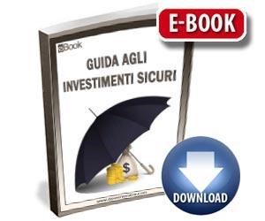 ebook investimenti sicuri