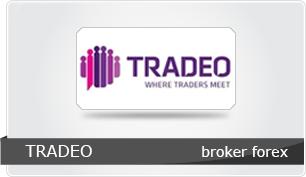 Tradeo top broker per segnali di trading e social trading