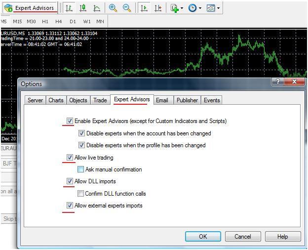 Programma di trading automatico