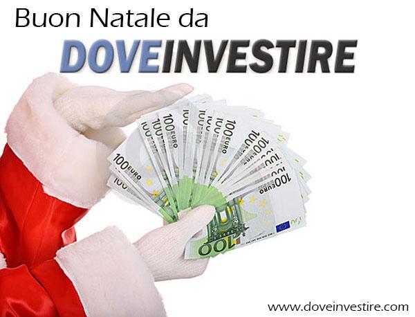 Buon Natale da Dove Investire