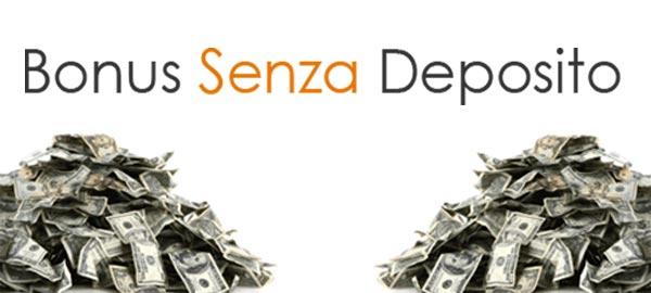 Forex con bonus senza deposito