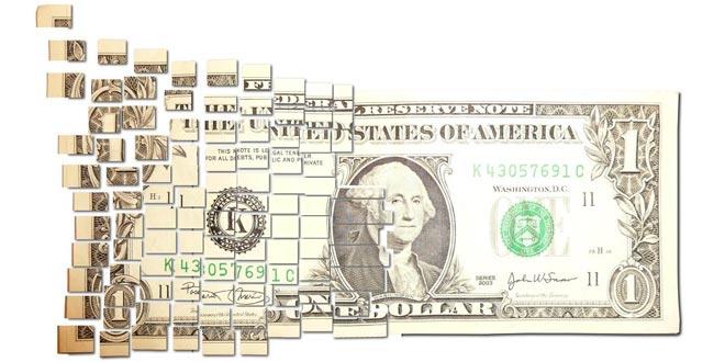 Il super Dollaro mette alle corde l'Euro. La parità si avvicina