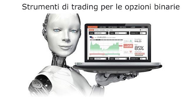 Trading di opzioni a cavallo