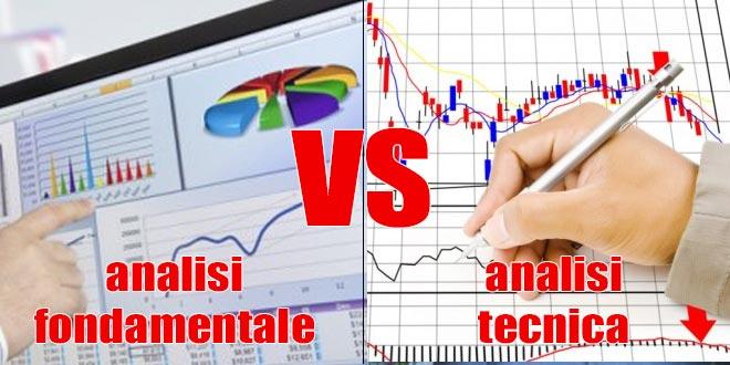 analisi tecnica e analisi fondamentale tempo di deposito btc coinbase