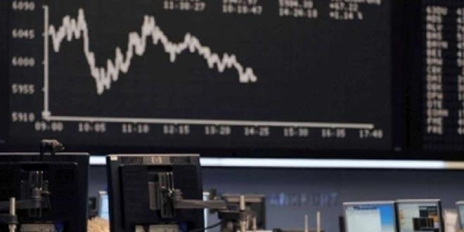 4091540447 Borse in profondo rosso. Gli investitori si rifugiano nei beni rifugio
