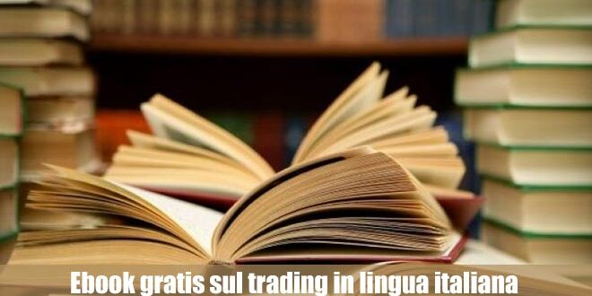Ebook gratis sul trading in lingua italiana