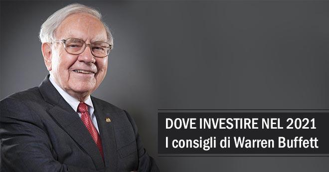 dove investire nel 2021