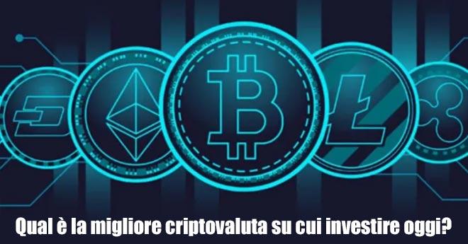 alternative di investimento in criptovaluta futures bitcoin chicago