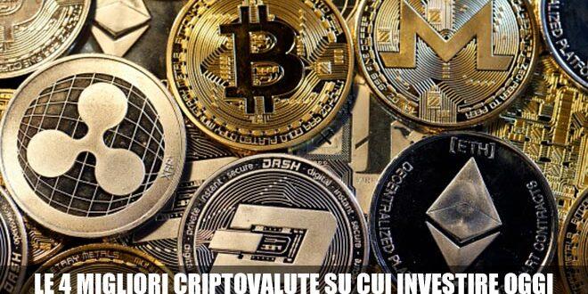 nuove criptovalute su cui investire