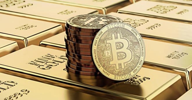 oro bitcoin data di negoziazione