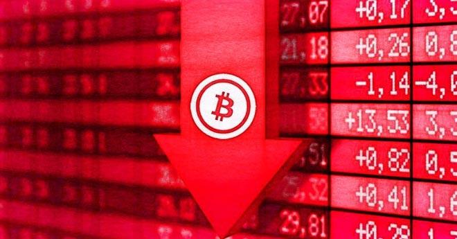 crollo del mercato crypto)