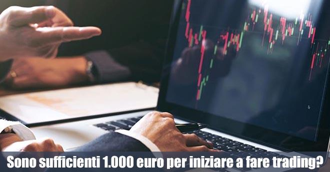iniziare a fare trading