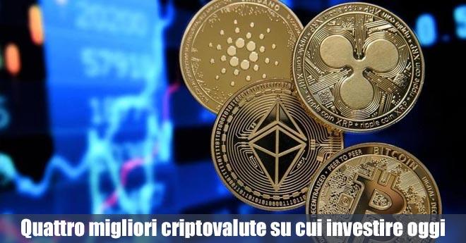 qual è la migliore criptovaluta su cui investire in questo momento? comprare investimenti in criptovaluta broker binario bonus senza deposito